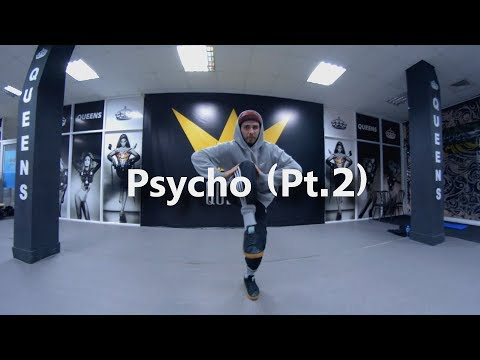 [workshop] Psycho (Pt.2) -  Russ / Choreography by Andrew Swift
