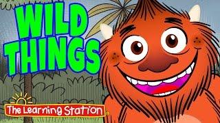 Brain Breaks - Kids Action Songs - Move & Freeze Dance - Learning Songs for Kids - Kids Songs