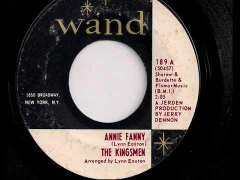 Kingsmen - Annie Fanny