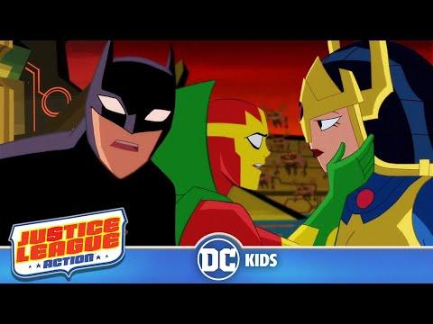 Justice League Action   Razzle Dazzle   DC Kids