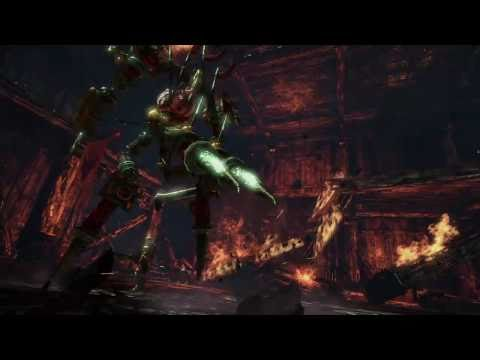Core Blaze (PC) - Gameplay trailer [TGS 2010]