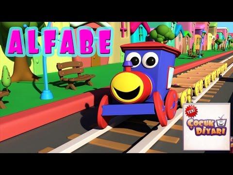 Sevimli Tren Hodo ile Alfabe Öğreniyoruz (1-2-3 TÜM BÖLÜMLER) -  Okul Öncesi - ABC ŞARKISI
