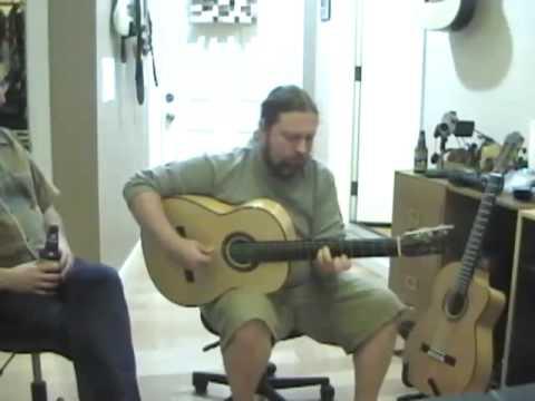 Flamenco-Lessons Webcast 4-24-09 Glenn Canin part 3