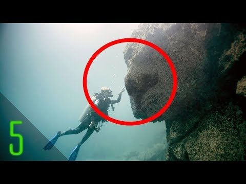 5 Mysterious Unexplained Underwater Discoveries