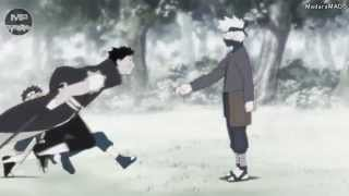 【MAD】Naruto Shippuuden Ending 21「Cascade ~Kakashi vs  Obito~」