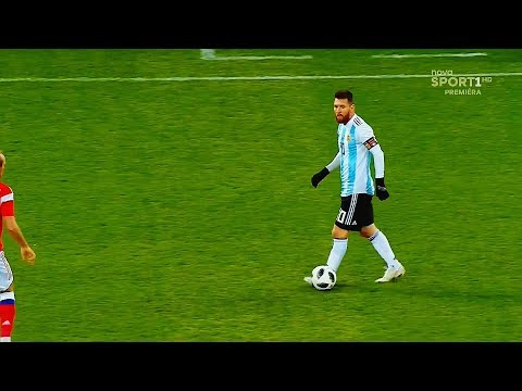20 Impossible Plays Lionel Messi Did with Argentina ?The One Man Army?