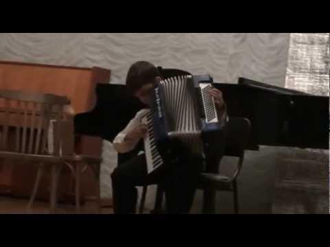 И. Рохлин «Веретено», исполняет Беликов Максим