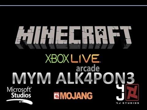 Review del Minecraft para Xbox 360. Que hacemos?