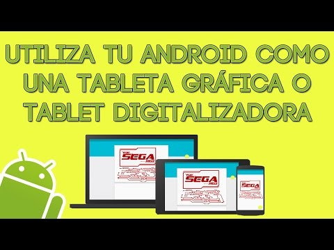 Utiliza tu Android como Tableta Gráfica - Tablet Digitalizadora | Fácil & Sin Root | Zona Android