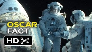 Gravity - Gravity - Oscar Film Fact (2013) Sandra Bullock, George Clooney Movie HD