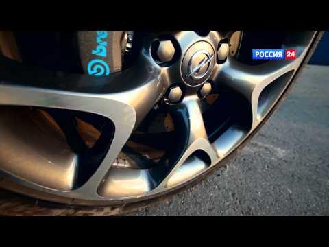 Тест-драйв Opel Insignia OPC