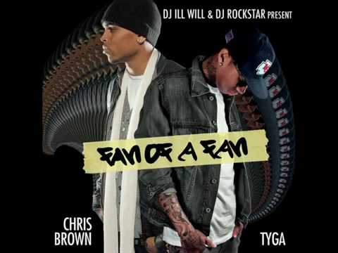 9 - Chris Brown - Aint Thinkin Bout You & Tyga (fan Of A Fan Album Version Mixtape) May 2010 Hd video