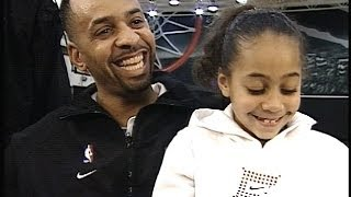 Off the Hardwood Episode 121 Dell Curry, Stephen  & Sydel Curry