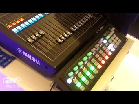 ISE 2016: Dan Dugan Sound Design Highlights Models M and N Automatic Mixing Controllers