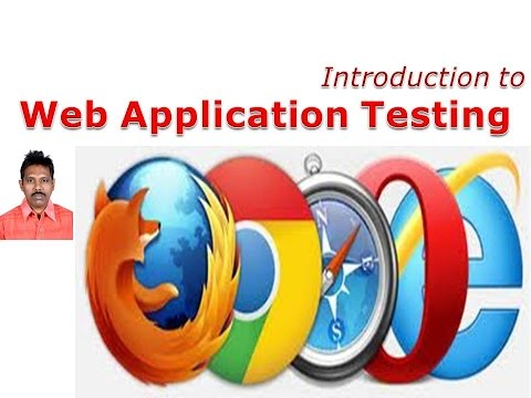 Introduction to Web Testing