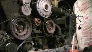 FKAutoWorks Audi A4 B5 1.8T AEB and ATW Timing Belt Instructional Video