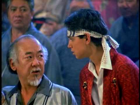 The Karate Kid Part II Trailer Video