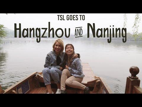 Hangzhou & Nanjing - A Chinese Fairytale - TSL Explores China: Episode 3