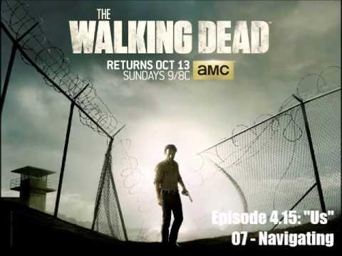 The Walking Dead - Season 4 OST - 4.15 - 07: Navigating