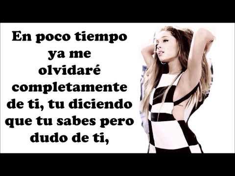 ♡ Ariana Grande - Problem (Studio Audio) ♡ - (Letra traducida al español) - ♡