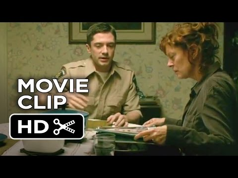 The Calling Movie CLIP - Finally Got All These Files (2014) - Susan Sarandon, Topher Grace Movie HD
