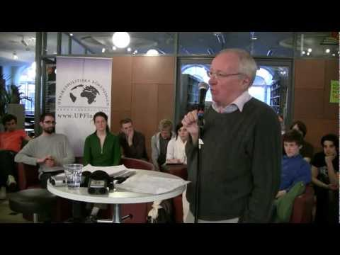 Robert Fisk - lecture on journalist on the frontier