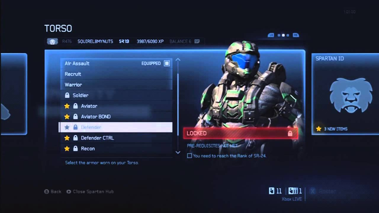 Loadouts Halo 4 Halo 4 Weapons/loadouts