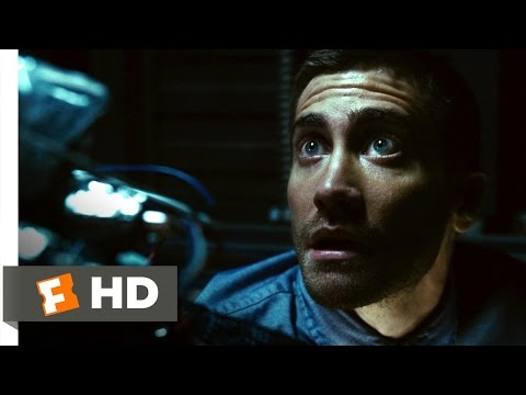 Source Code (1/10) Movie CLIP - Classified Security Breach (2011) HD