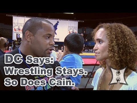 UFC's Daniel Cormier on Saving Olympic Wrestling, Cain vs Bigfoot at UFC 160