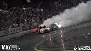 Forrest Wang Knocks out James Dean at Formula Drift  Irwindale!