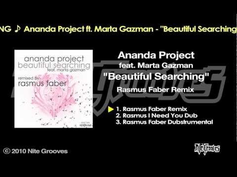 Ananda Project – Beautiful Searching