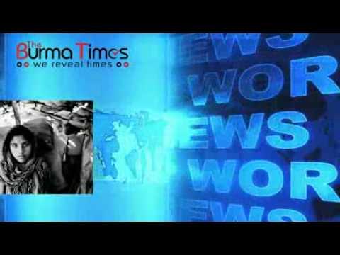 Burma Times  TV Daily News 01.05.2015