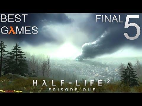 Best Games: Прохождение Half-Life 2 - Episode One (HD) - Часть 5: Финал (Главное успеть...)