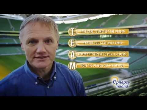 Ireland's rugby coach Joe Schmidt fronts campaign to get epilepsy sufferers to stay involved in sport