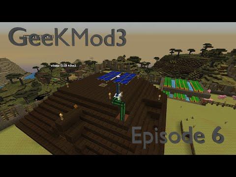GeekMod3 Episode 6- Solar Energy!