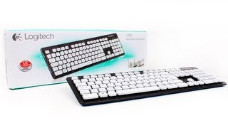 Logitech K310 Washable Keyboard Unboxing / Review