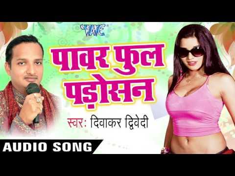 पावर फुल पड़ोसन - Power Full Padosan || Diwakar Diwedi || Bhojpuri Audio Jukebox