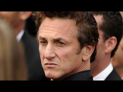 Sean Penn Disembowels Dick Cheney