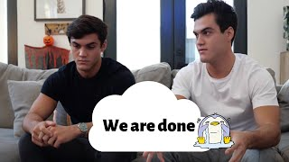 Dolan Twins are quitting youtube?! (Summary and opinion)