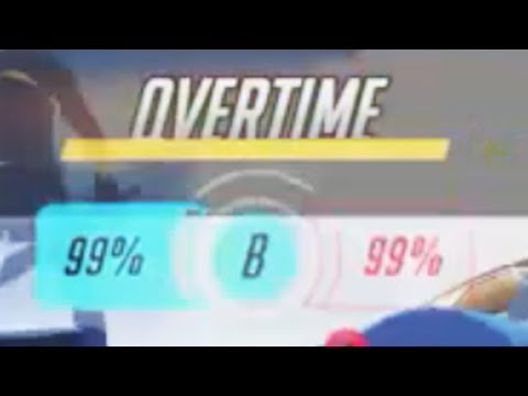 Overwatch - Clutchest Overtime Moments