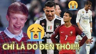 Top 6 thất bại buồn nhất sự nghiệp Ronaldo  ► Không sợ kẻ địch mạnh, chỉ sợ đồng đội gà