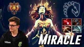 Miracle LINA | STRONG DAMAGE DEALER | Dota 2 Pro Gameplay
