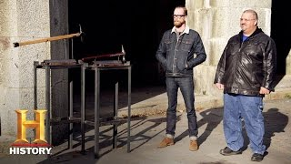 Forged in Fire: Can the War Hammer Kill? (S2, E1) | History