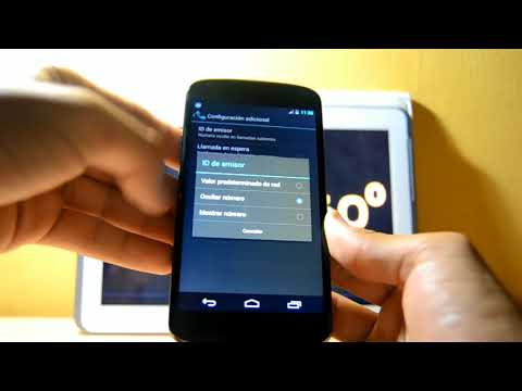 Cómo llamar con NÚMERO OCULTO desde móvil Android