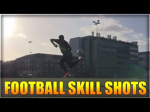 Football: Skill Shots And Crossbar Tricks! video