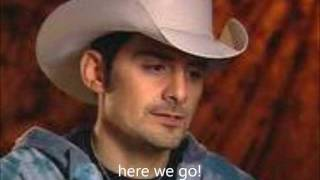 Watch Brad Paisley Dont Drink The Water video