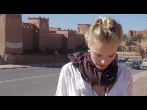 Kate Bosworth's &quot;Morocco&quot;