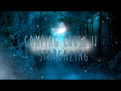 [ASMR] Camping Crush II: Stargazing (crush roleplay, nature sounds, whispering)