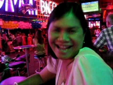 Having fun on Soi Cowboy, Bangkok