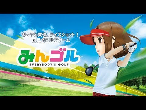 See how Everybody's Golf is shaping up for mobile